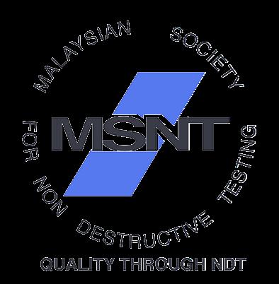 leading Malaysia society and membership body for NDT in Malaysia, the Malaysia Society for Non-Destructive Testing (MSNT)